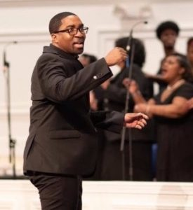 Zantino M. Kimmons - BMBC Choir Director