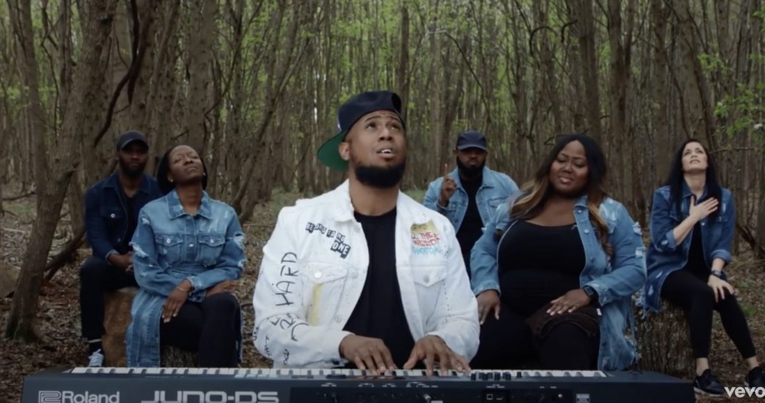 Anthony Brown & group therAPy release video