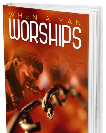 Dr Mark Williams_When A Man Worships