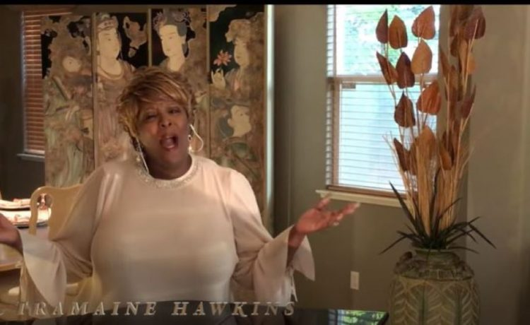 Goin' Up Yonder with Lady Tramaine Hawkins