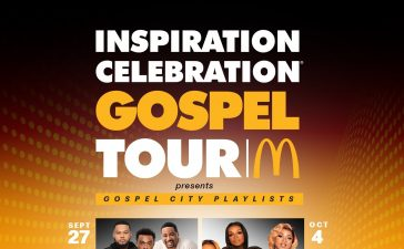 Inspiration Celebration Gospel Tour dates
