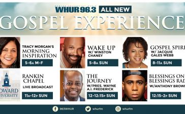 WHUR Line-up revamped