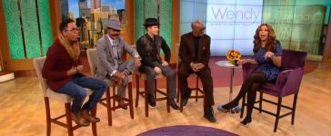 The Preachers of L.A. visit Wendy Williams