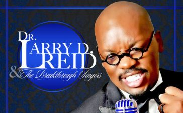 Dr. Larry Reid climbs chart with single
