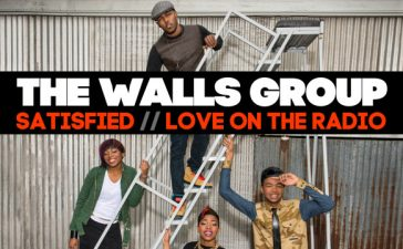 """The-Walls Group """"Satsified"""" """"Love On The Radio' are 2 new singles from the young group"""
