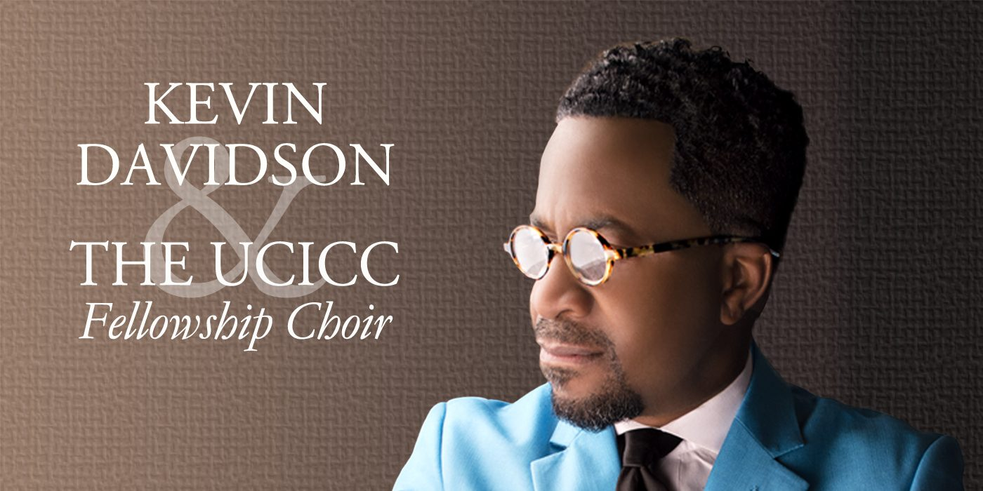 Kevin Davidson and his choir get ready for CD release