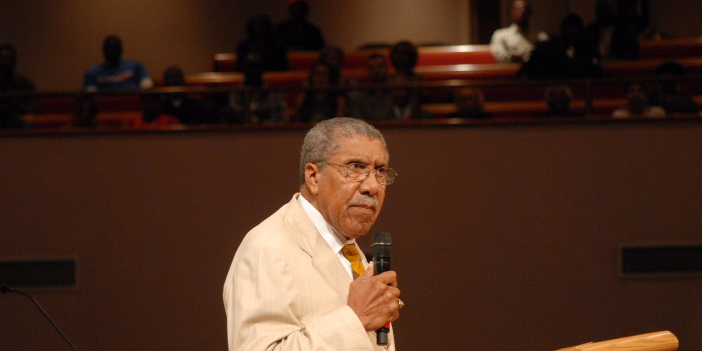 Rev. Clay Evans will be honored at age 90