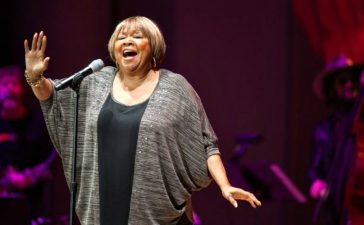 Mavis Staples will be honored