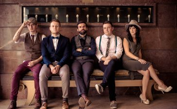 Rend Collective has new album