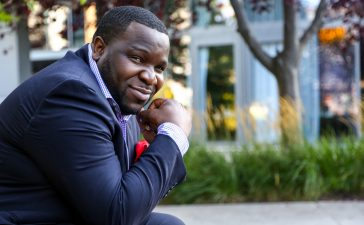 Jide Adeoye is a passionate lover of God