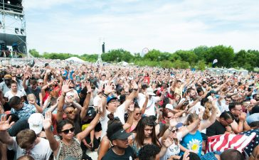 Tens of thousands gathered for Together 2016