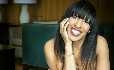 Tanya Dallas-Lewis will have her video played on syndicated TV