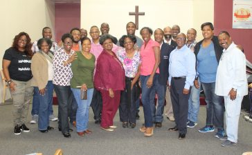 DMV Alliance of Gospel Music Professionals gather