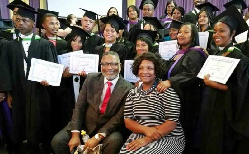 2017 Teen Challenge Graduation in Cape Town