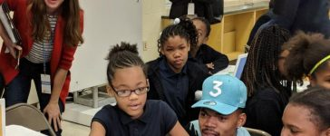 Chance the Rapper gets grant