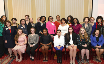 2018 Maryland Women's Hall of Fame ceremony