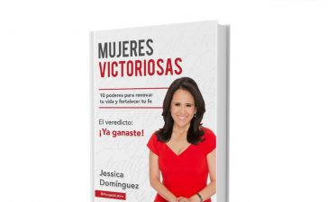 Jessica Domínguez new book