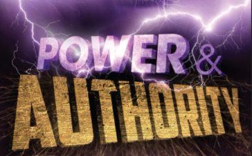 God gives us power and authority