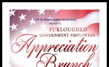 City of Praise offers brunch