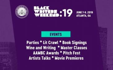 Black Writer's Weekend heads to Atlanta