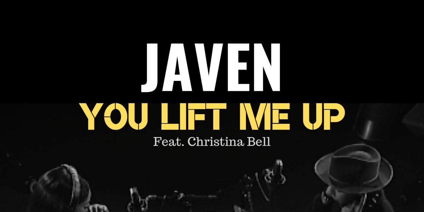 Javen - You Lift Me Up video is released