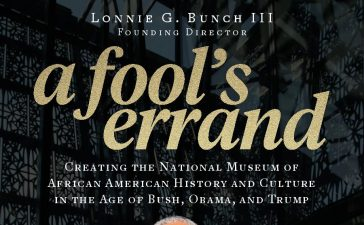 Lonnie Bunch book release