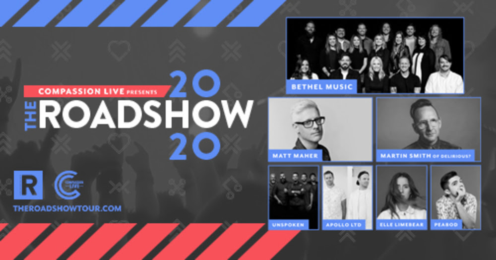 The Roadshow Tour features many performers