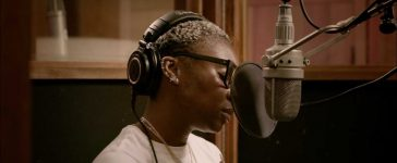 Cynthia Erivo sings in new video