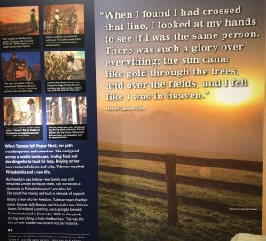 Harriet Tubman Museum items