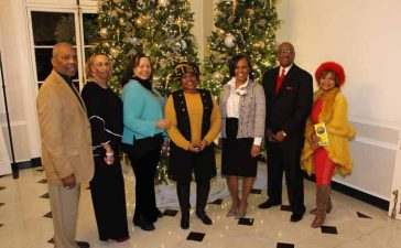 Jingle Bells on the Potomac attendees