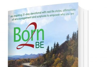 Born 2 Be Book by Benita Bellamy Kelley