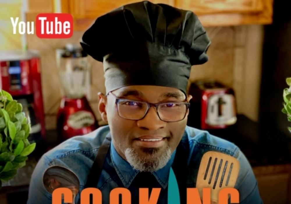 Cooking with Earnest Pugh