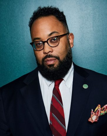 Kevin Young new director NMAAHC