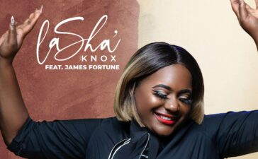 LaSha' Knox feat. James Fortune - Surrounded